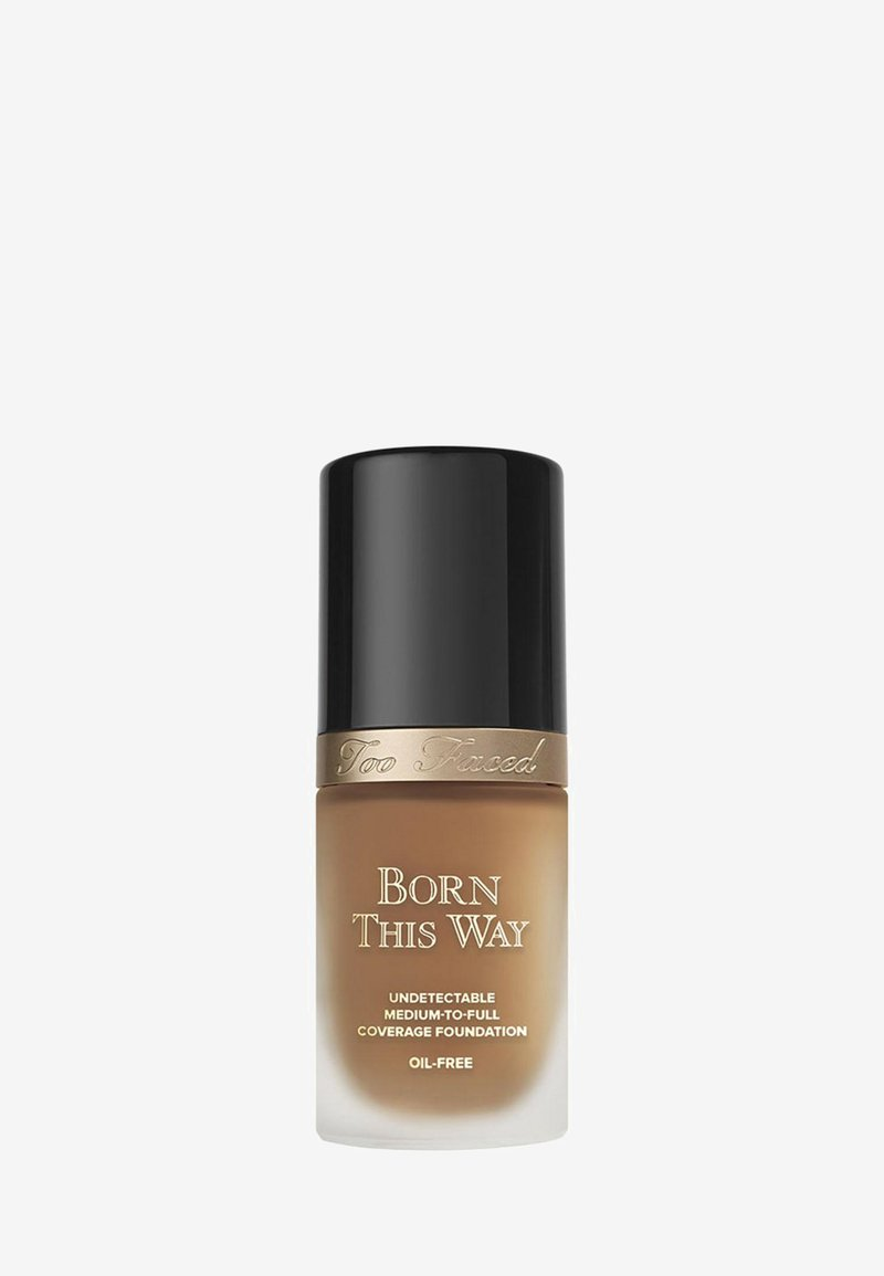 Too Faced - BORN THIS WAY FOUNDATION - Foundation - caramel