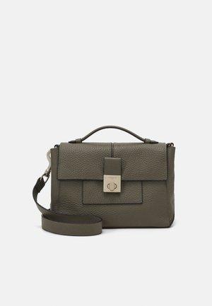 HELEN - Handbag - elephant green
