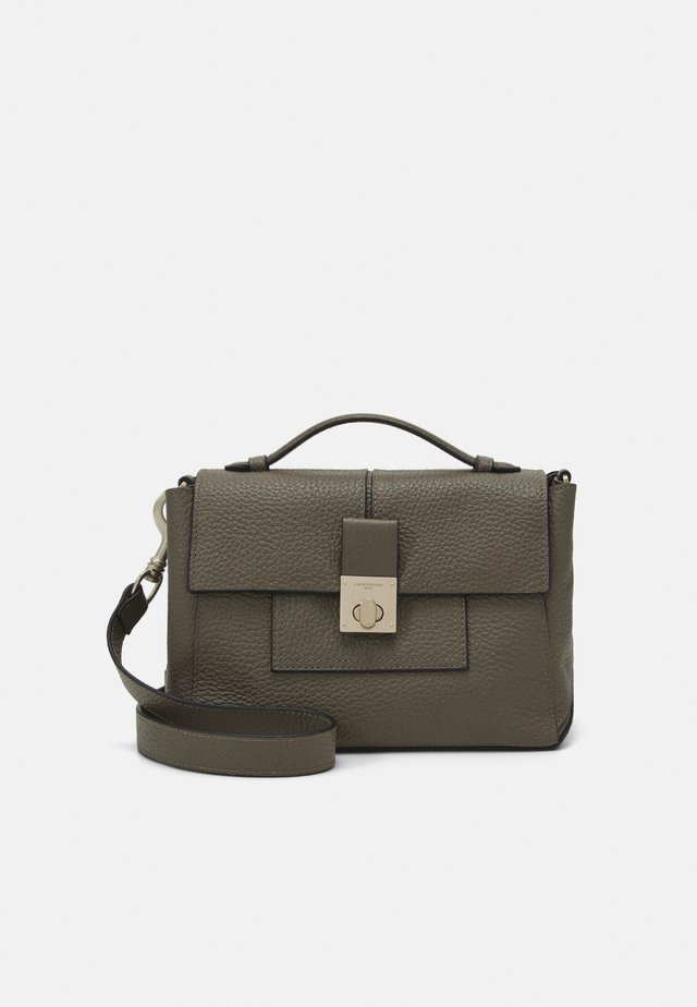 HELEN - Handbag - elephant green