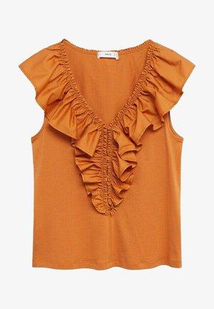 JIMENA - Blouse - oranje
