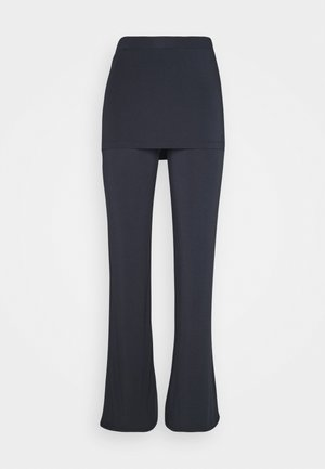 LONG PANTS SKIRT - Trainingsbroek - midnight blue