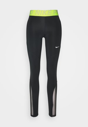 Legging - black/volt