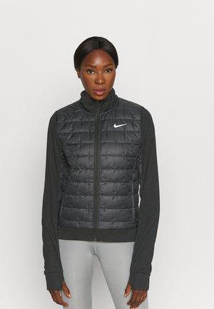 Sports jacket - black/silver
