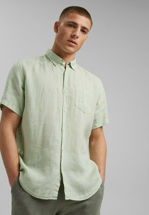 Overhemd - pastel green