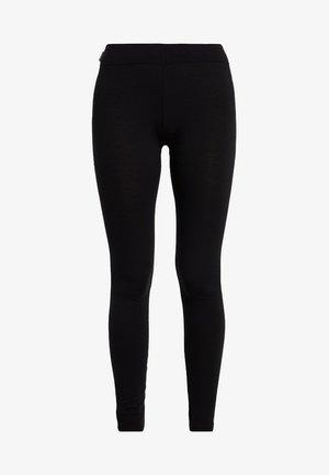 SOLACE LEGGINGS - Collants - black