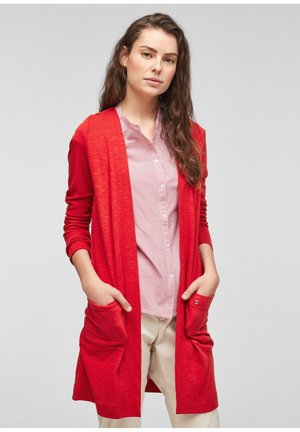 LANG - Cardigan - red