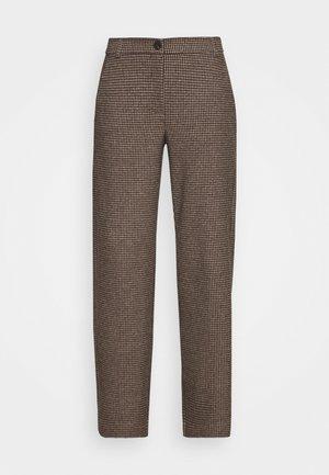 COSA - Kalhoty - brown