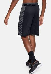 Under Armour - MK1  - Sports shorts - black - 2