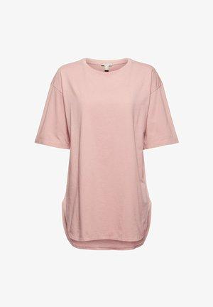 LANGES OVERSIZE - Basic T-shirt - salmon