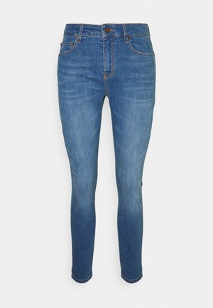 ALEXA ANKLE WASH NEW TACNA - Jeans Tapered Fit - denim blue
