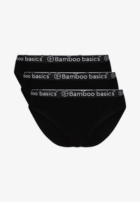 Bamboo Basics - BAMBUS - Slip - black - 3