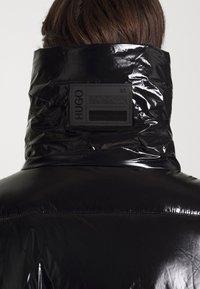 HUGO - FENIA - Płaszcz zimowy - black - 7