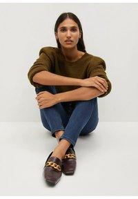 Mango - KIM - Jeans Skinny Fit - diep donkerblauw - 5