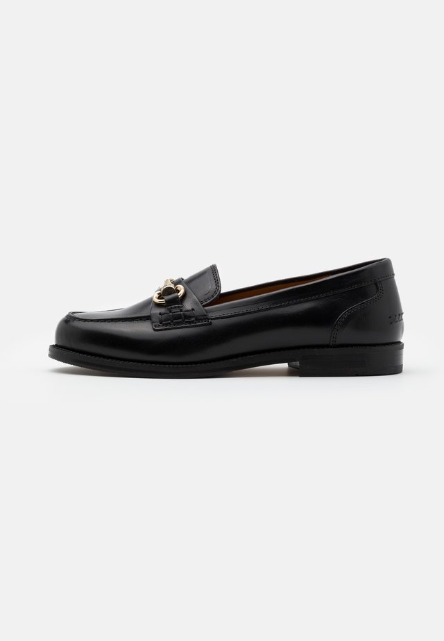 Loafers - nero