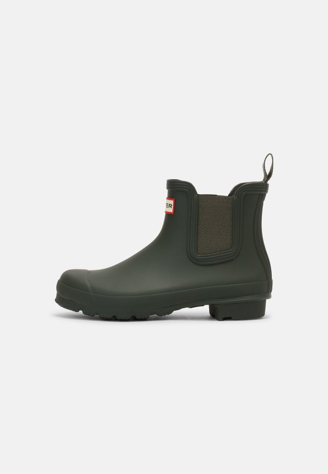ORIGINAL CHELSEA VEGAN - Wellies - Regenlaarzen - dark olive