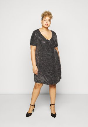 CARHAISLAY KNEE DRESS - Sukienka letnia - silver