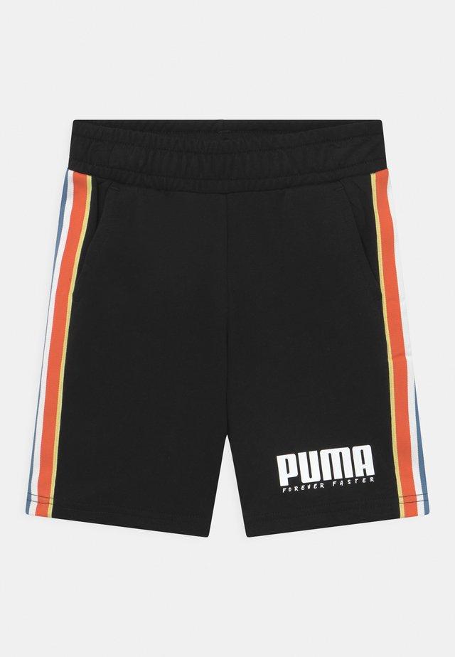 ALPHA TAPE  - Pantaloncini sportivi - black