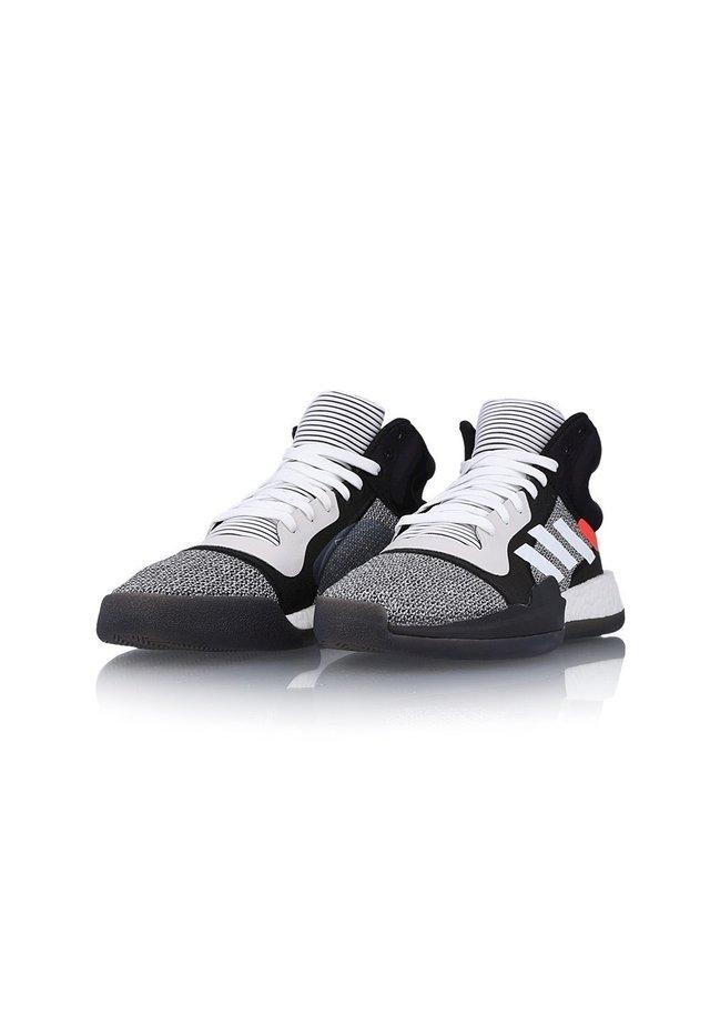 Sneakersy wysokie - mehrfarbig