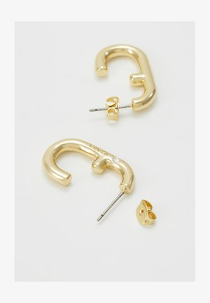 HOOP EARRING - Øredobber - gold-coloured
