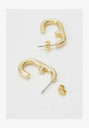 HOOP EARRING - Orecchini - gold-coloured