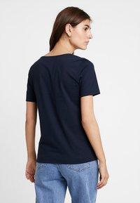 Tommy Hilfiger - NEW LUCY - T-shirt basique - blue - 2