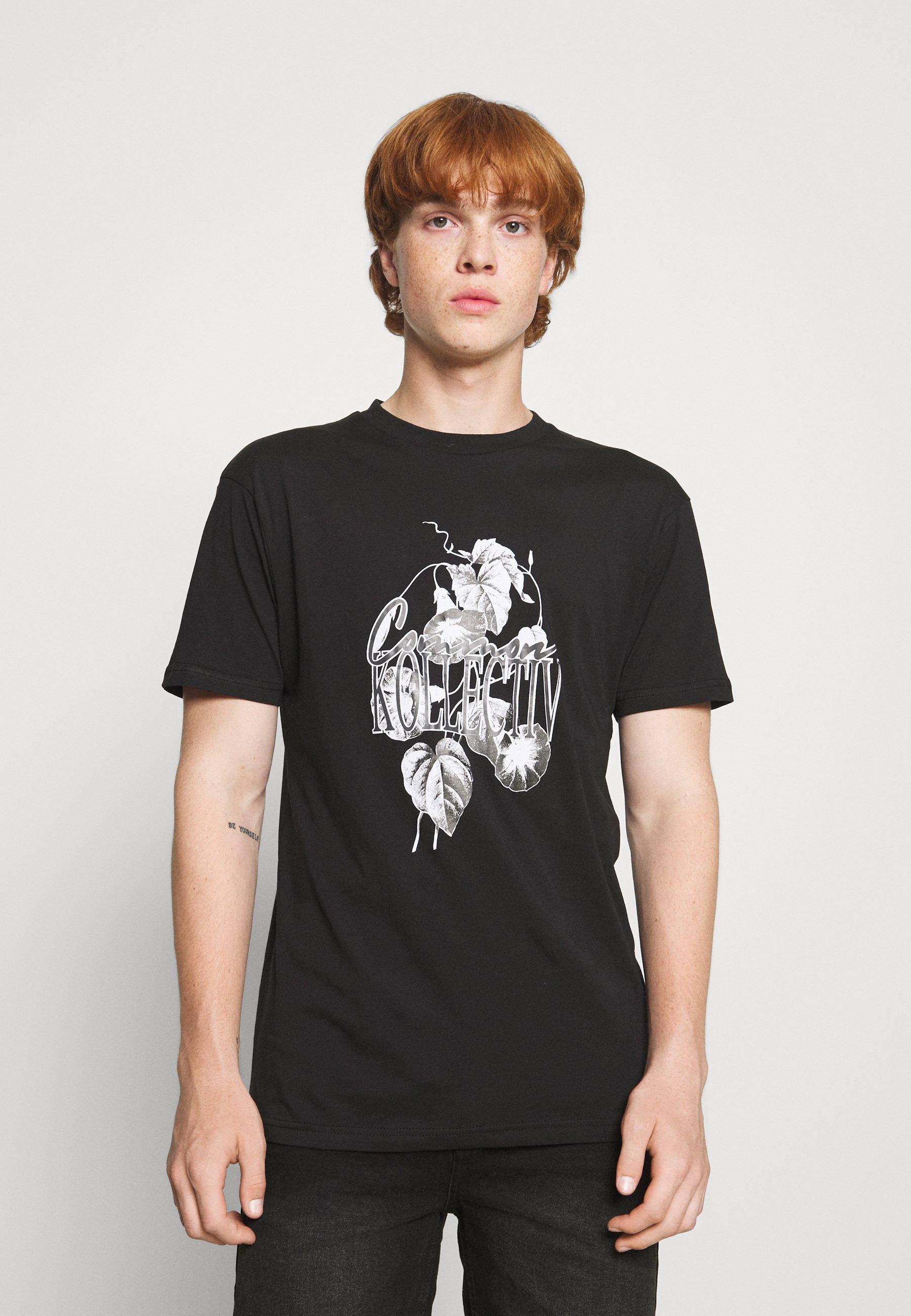 Femme FLORAL UNISEX - T-shirt imprimé