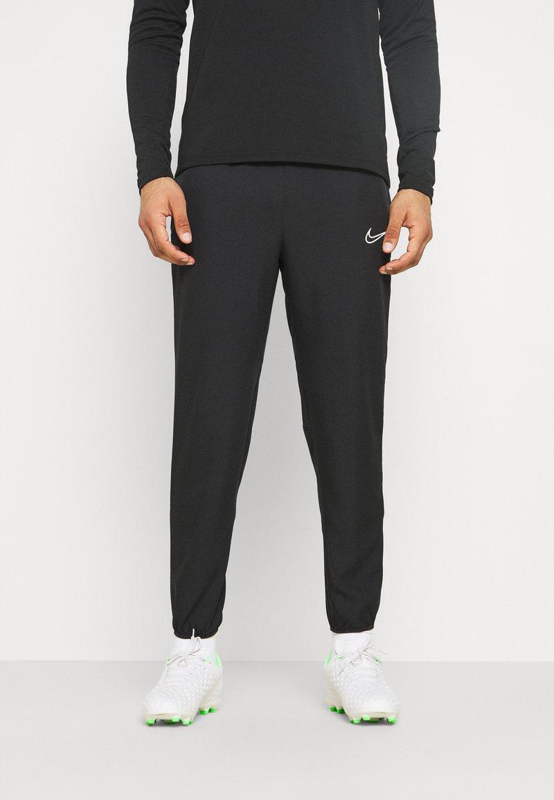 Nike Performance - DRY PANT - Spodnie treningowe - black/white