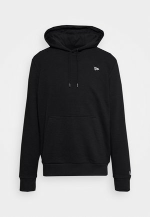 NEW ERA ESSENTIAL FLAG HOODY - Jersey con capucha - black