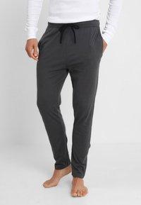 TOM TAILOR - Pyžamový spodní díl - grey dark solid - 0