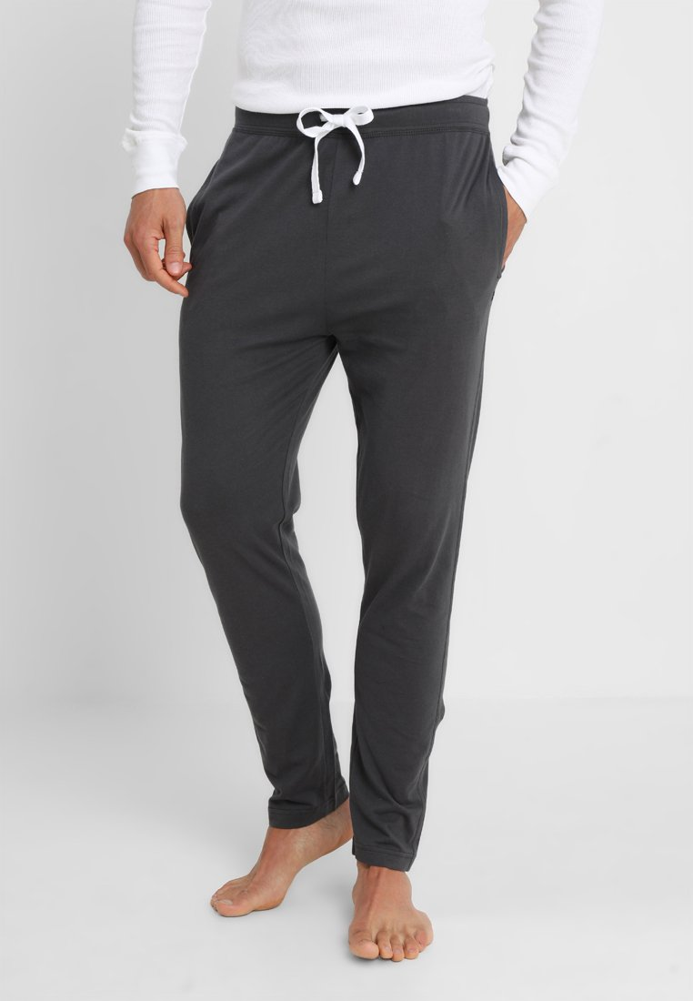 TOM TAILOR - Pyjama bottoms - grey dark solid