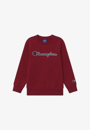 ROCHESTER CHAMPION LOGO CREWNECK - Sweatshirts - bordeaux