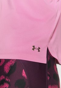 Under Armour - RUSH SCALLOP TANK - Top - planet pink - 4