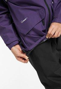 Haglöfs - MILA - Hardshell jacket - purple rain - 4