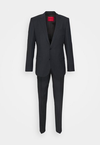 HENRY GETLIN SET - Suit - dark blue