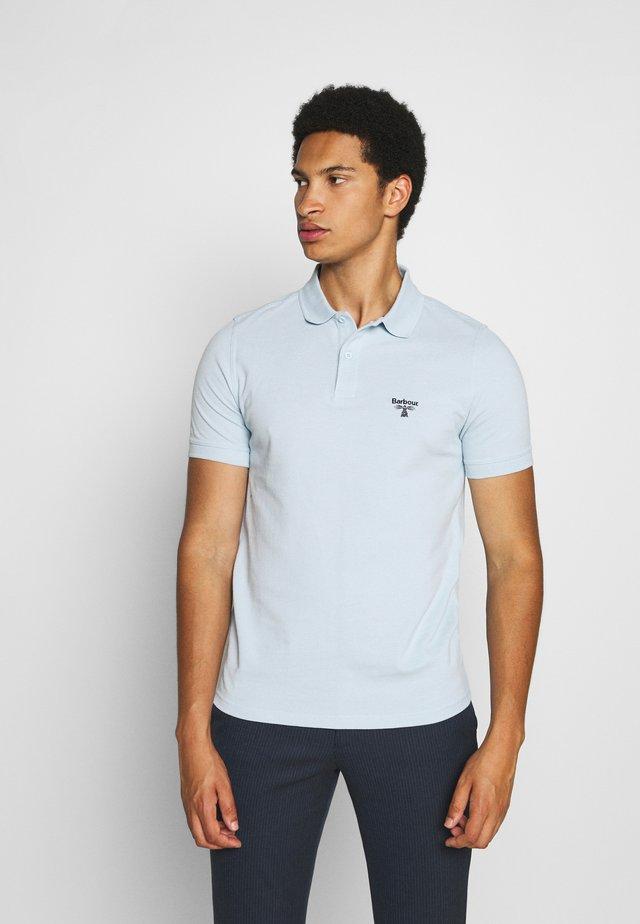 Polo shirt - pale sky