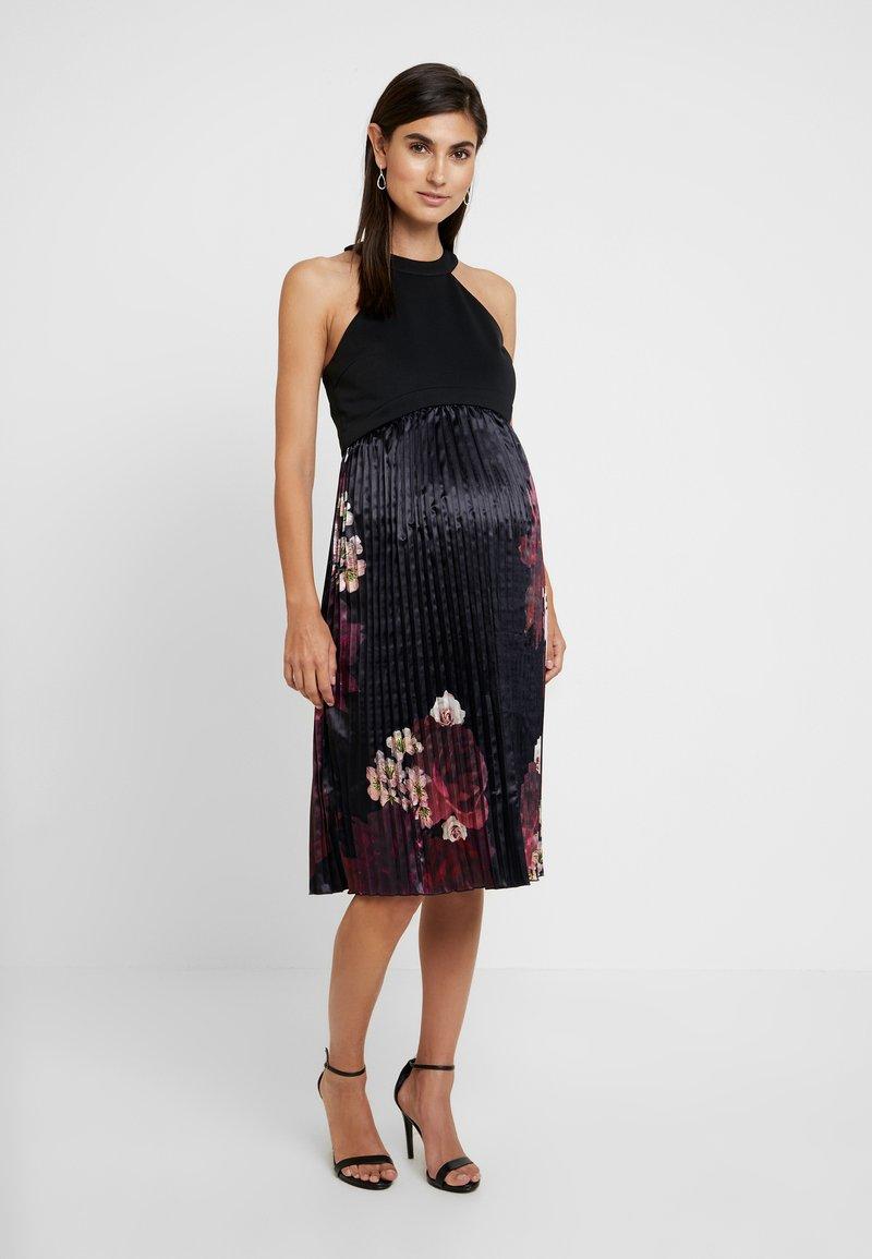 Chi Chi London Maternity - ARDEN DRESS - Robe d'été - black