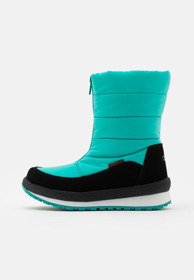 KIDS RAE WP UNISEX - Zimní obuv - emerald