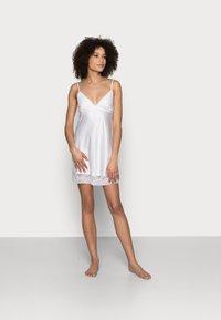 LingaDore - DULL DRESS - Camicia da notte - off white - 1