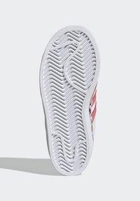 adidas Originals - SUPERSTAR SHOES - Sneakers laag - ftwr white/hazy rose/hazy rose - 4