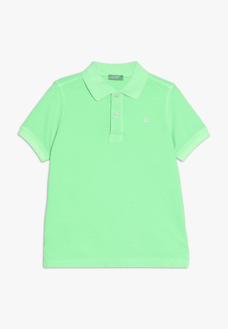 Benetton - Polo shirt - neon green