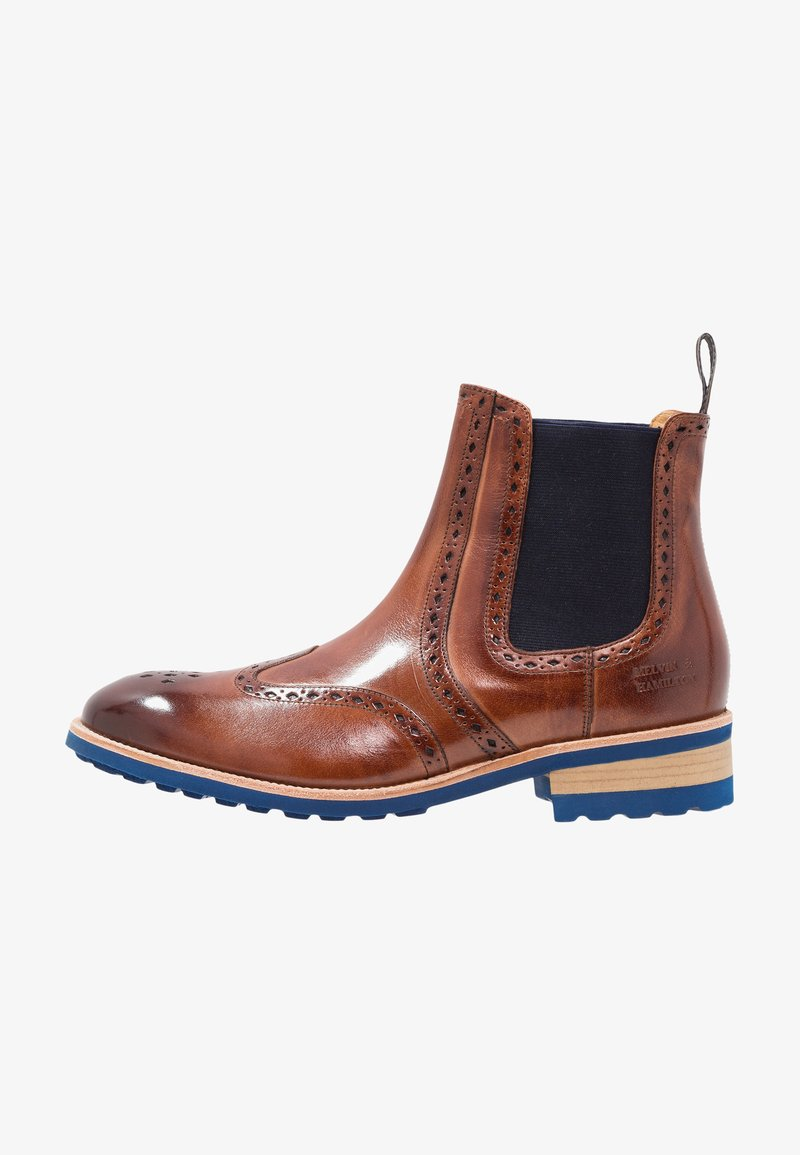 Melvin & Hamilton - WALTER  - Classic ankle boots - wood