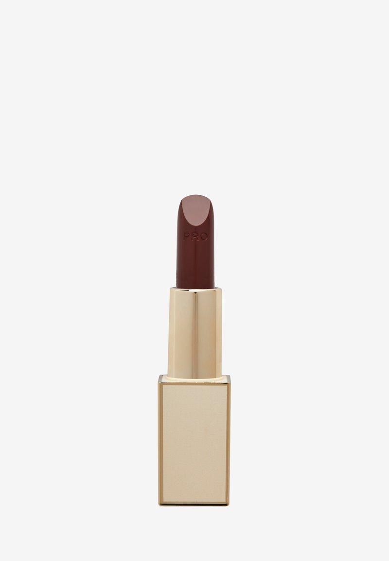 Revolution PRO - ROCKSTAR HYDRATING SHINE LIPSTICK - Lipstick - fever