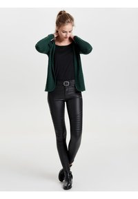 ONLY - ONLCRYSTAL - Cardigan - evergreen - 1