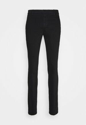 PANTALONE GAUBERT - Chino kalhoty - black