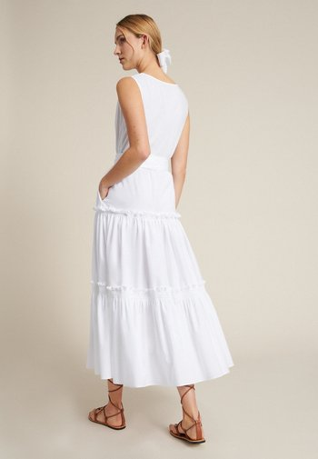 PRODIGI - Day dress - bianco