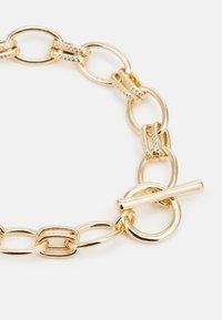 Monki - SOPRANO BRACELET 2 PACK - Bracelet - gold-coloured - 1