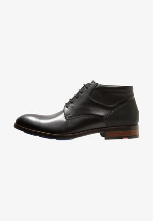 JORES - Casual lace-ups - black