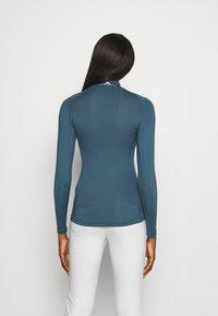 J.LINDEBERG - ÅSA SOFT COMPRESSION - Long sleeved top - orion blue - 2
