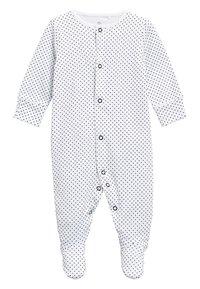 Next - SLEEPSUITS 4 PACK  - Pyjamas - blue - 2