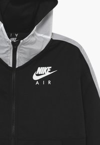 Nike Sportswear - Zip-up hoodie - black/white - 3
